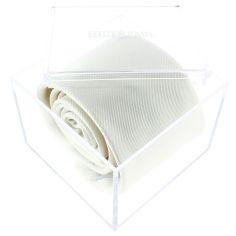 Cravate luxe faite à la main, zucchero