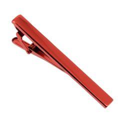 Pince à cravate rouge Boston