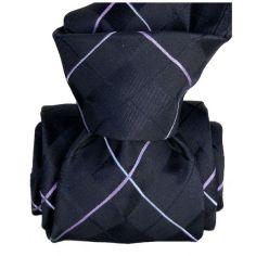 Cravate Classique Segni Disegni, Glasgow, Carreaux