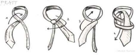 9 n uds de cravate dessin s apprendre faire un noeud de. Black Bedroom Furniture Sets. Home Design Ideas