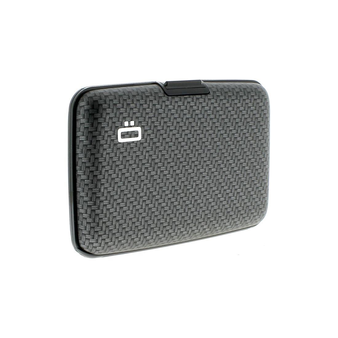 Porte Carte Ogon Designs Carbon CravateAvenuecom - Porte carte ogon