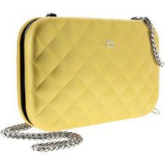 Sac Minaudière Quilted Lady Bag, doré