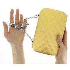Sac Minaudière Quilted Lady Bag, Ogon Designs, doré