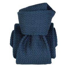 Cravate grenadine de soie, Segni et Disegni, Beverly Avio