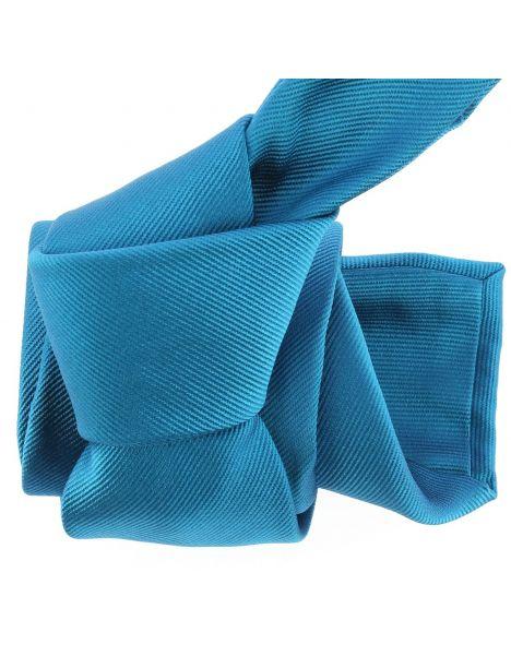 Cravate luxe faite à la main, cobalto Tony & Paul Cravates