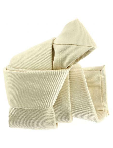 Cravate luxe faite à la main, Avorio Tony & Paul Cravates