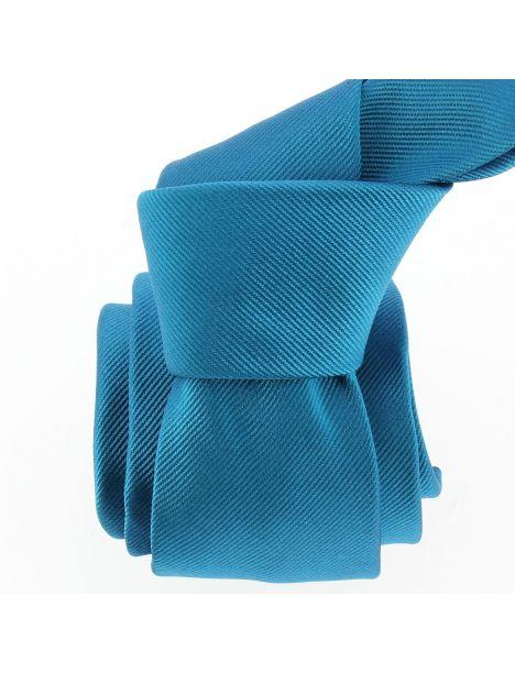 Cravate soie italienne, cobalto Tony & Paul Cravates