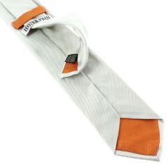 Cravate soie italienne, Perla