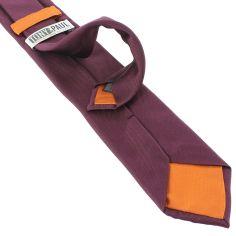 Cravate soie italienne, Melanconia