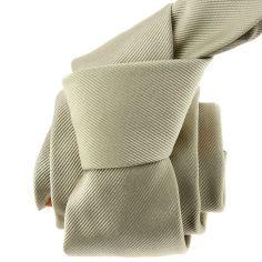 Cravate soie italienne, Lino
