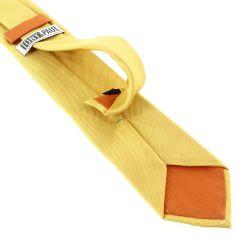 Cravate soie italienne, Oro