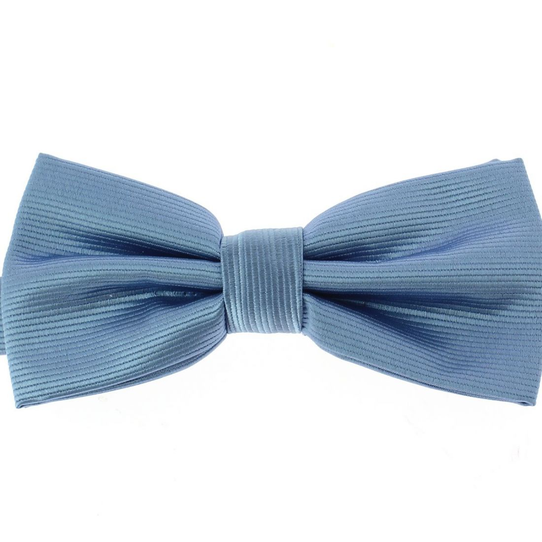 noeud papillon clj luze bleu cravate. Black Bedroom Furniture Sets. Home Design Ideas