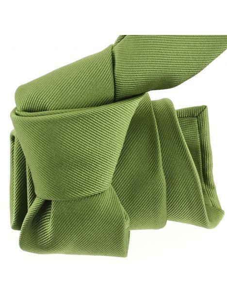 Cravate luxe faite à la main, vert Mela Tony & Paul Cravates