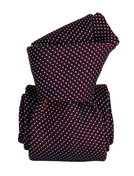 Cravate grenadine de soie, Segni & Disegni, Paris VI, Bordeaux Segni et Disegni Cravates