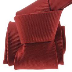 Cravate CLJ, Vigneron, Rouge Bordeaux Clj Charles Le Jeune Cravates