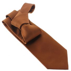 Cravate CLJ, Liège, Chocolat