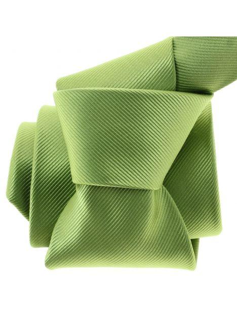 Cravate CLJ, Menton , Vert Anis Clj Charles Le Jeune Cravates