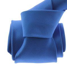 Cravate CLJ, Orléans, Bleu Blason