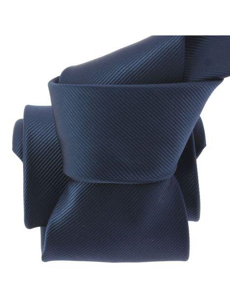 Cravate CLJ, La Rochelle, Bleu King Clj Charles Le Jeune Cravates