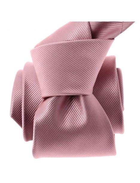 Cravate CLJ, Deauville, Rose Oeillet Clj Charles Le Jeune Cravates
