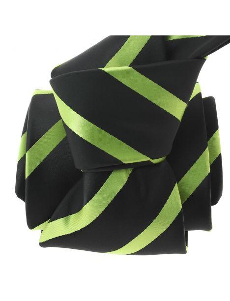 Cravate CLJ, Urbane, Verte Clj Charles Le Jeune Cravates