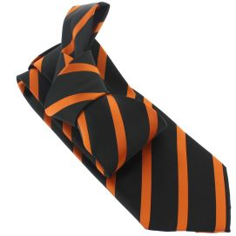 Cravate CLJ, Urbane, Orange