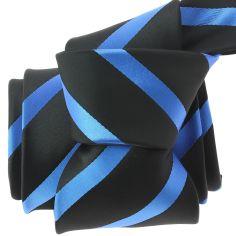 Cravate CLJ, Urbane, Bleu Clj Charles Le Jeune Cravates