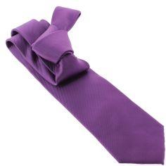 Cravate CLJ, Oeillet Mauve
