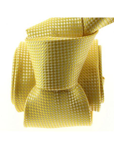 Cravate CLJ, Roméo Jaune Clj Charles Le Jeune Cravates