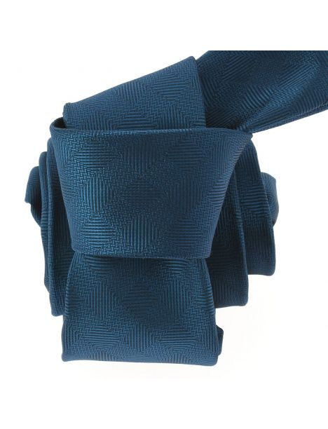 Cravate CLJ, Cubes azzuro Clj Charles Le Jeune Cravates
