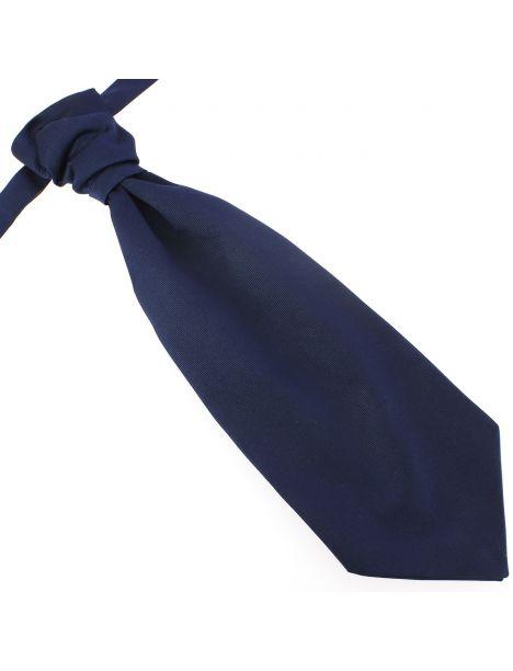 Lavallière nouée en soie, Marino, Faite à la main Tony & Paul Cravates
