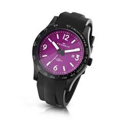 Montre Kennett Altitude Illumin8 violet et blanc