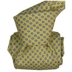 Cravate LUXE Segni Disegni 100% Faite main: pouzzoles