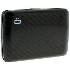 Porte carte Ogon V2 Fibre de Carbone - Fermoir métal