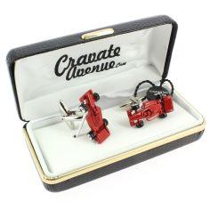 Bouton de Manchette, Formule 1 rouge