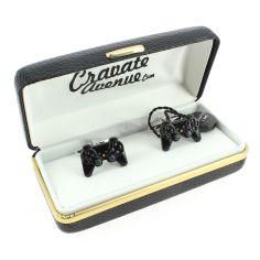 Bouton de Manchette, manette PS3 noir