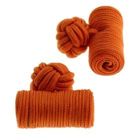 Passementerie  cylindre Orange sanguine