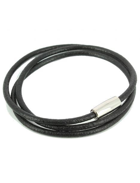 Bracelet Classico Homme Monart, noir Mon-Art Bracelets Homme