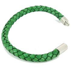 Bracelet Milano Homme Monart, vert