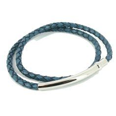 Bracelet spring Homme Monart, bleu