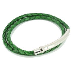 Bracelet spring Homme Monart, vert
