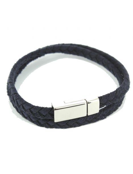 Bracelet dandy Homme Monart, Marine Mon-Art Bracelets Homme