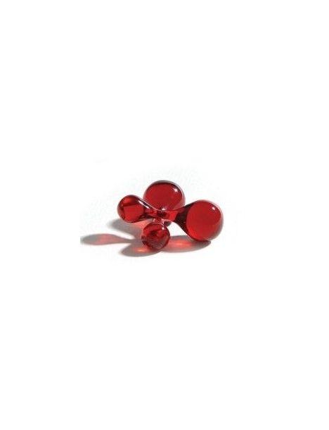 Bouton de Manchette Red twist spherical, Sonia Spencer Sonia Spencer Bouton de manchette