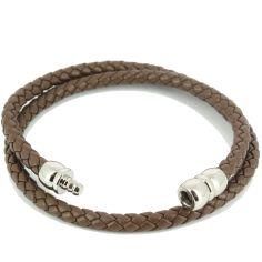 Bracelet Summer Homme Monart, chocolat