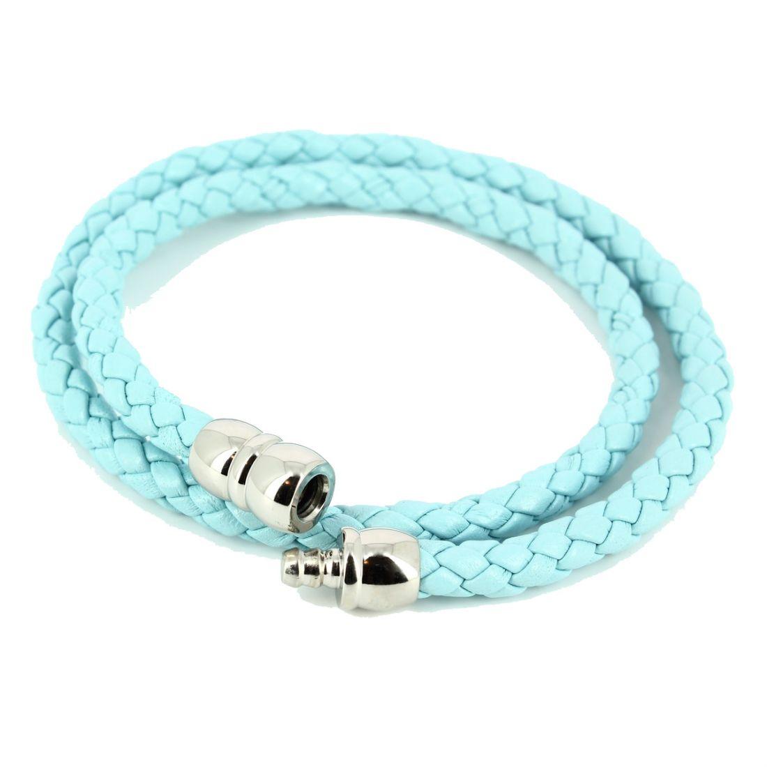 bracelet summer homme monart bleu ciel cravate. Black Bedroom Furniture Sets. Home Design Ideas