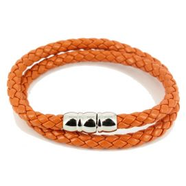 Bracelet Summer Homme Monart, orange