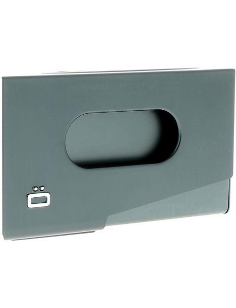 Porte-carte de visite alu Platinium, Ogon Design, One Touch Ogon Designs Porte cartes de visite
