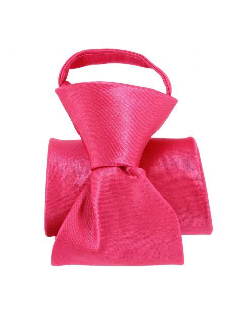 Cravate enfant, Fuchsia Pomme Carré Cravates