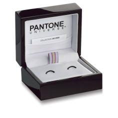 Bouton de Manchette Pantone Blue Iris, Sonia Spencer