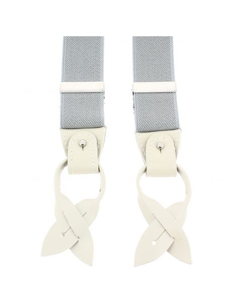 Bretelle 3 attaches Hercule beige, gris clair